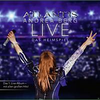 Andrea Berg - Atlantis Live - Das Heimspiel (Exklusive Edition) [CD]