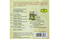 Preston Simon - The Organ Works [CD]