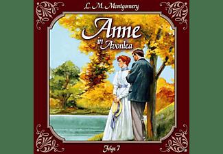 Lutz Mackensy - Anne in Avonlea 7: Eine weitere verwandte Seele  - (CD)