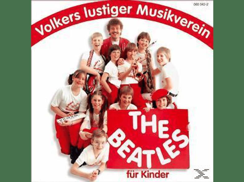 Diverse - Volkers lustiger Musikverein: The Beatles für Kinder - (CD)