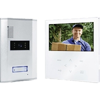 SMARTWARES VD71W SW  Videotürklingel
