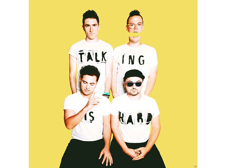 Walk The Moon - Talking Is Hard [CD]