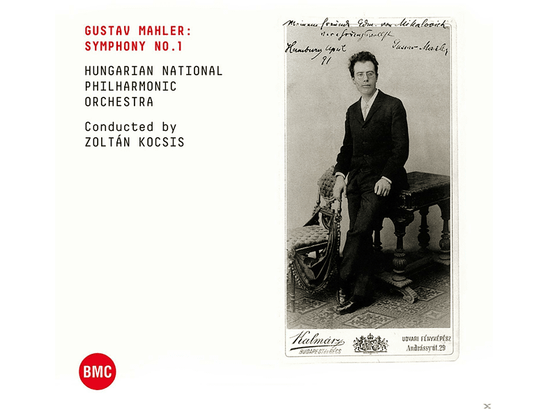Hungarian National Philharmonic Orchestra - Sinfonie 1 [CD]