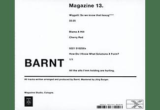 Barnt - Magazine 13.  - (CD)