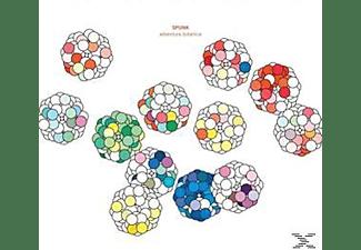 Spunk - Adventura Botanica  - (CD)