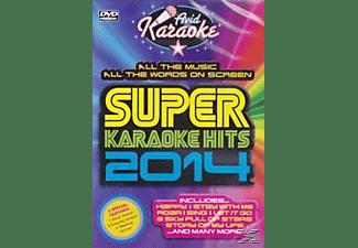 Karaoke - Super Karaoke Hits 2014 (Dvd)  - (DVD)