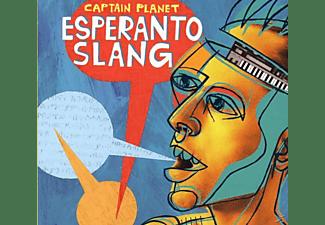 Captain Planet - Esperanto Slang  - (CD)