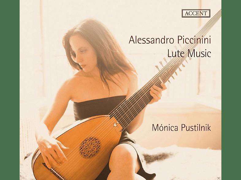 Pustilnik Monica - Lute Music [CD]