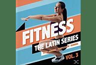 VARIOUS - Fitness The Latin Series Vol.3 [CD]