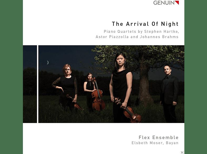 Flex Ensemble - The Arrival of Night - Pianoquartette [CD]