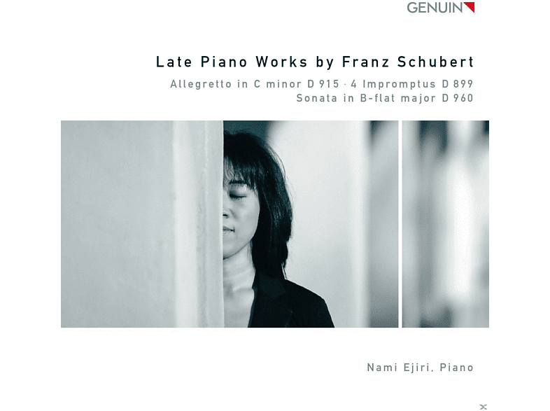 Nami Ejiri - Late Piano Works [CD]