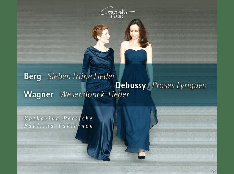 Katharina Persicke, Pauliina Tukiainen - Lieder [CD]