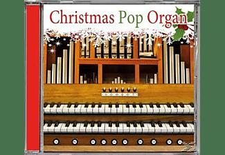 Christmas Organ - Christmas Pop Organ  - (CD)