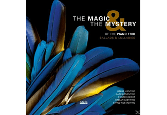 VARIOUS - The Magic & The Mystery Of The Piano Trio: Ballads - (CD)