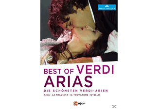 VARIOUS - Best Of Verdi - Arias  - (DVD)