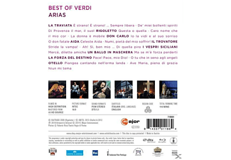 Diverse Opernsänger - Best Of Verdi Arias  - (Blu-ray)