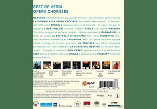 Diverse Chore - Best Of Verdi Opera Choruses  - (Blu-ray)