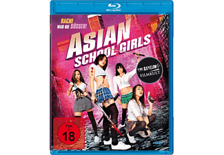 Asian School Girls - (Blu-ray)