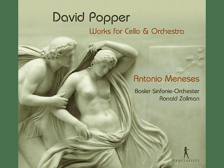 Antonio Meneses, Basler Sinfonie Orchester - Werke Für Violoncello Und Orchester [CD]