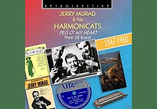 Jerry Murad & His Harmonicats - Peg O' My Heart  - (CD)