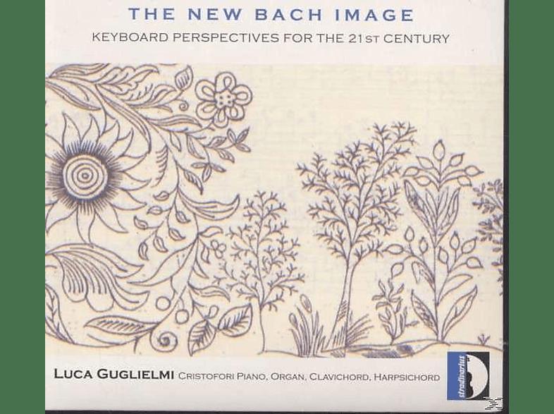 Luca Guglielmi - The New Bach Image [CD]
