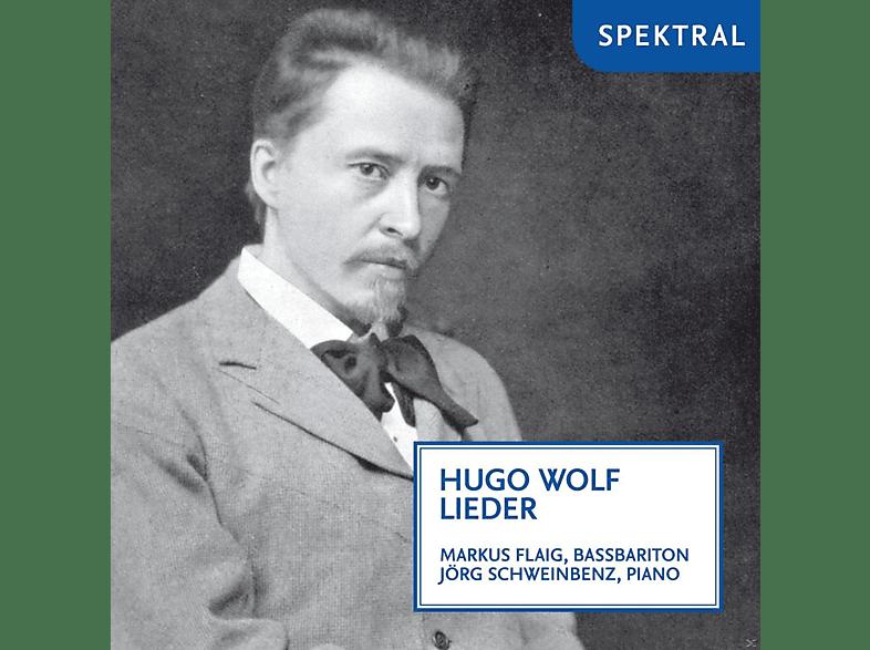 Markus Flaig, Jörg Schweinbenz - Hugo Wolf Lieder [CD]