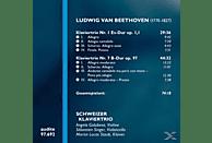 Schweizer Klaviertrio - Complete Works For Piano Trio Vol.1 [CD]