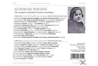 Guiomar Novaes - Guiomar Novaes-Sämtliche 78-rpm-Aufnahmen [CD]