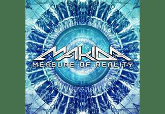 Makida - Measure Of Reality  - (CD)