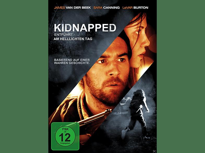 Kidnapped - Entführt am helllichten Tag [DVD]