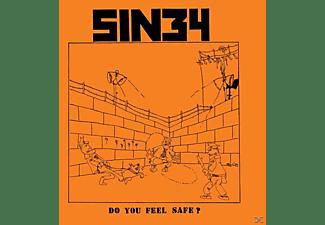 Sin 34 - Do You Feel Safe?  - (CD)