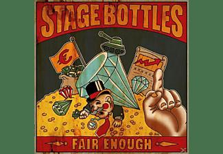 Stage Bottles - Fair Enough  - (LP + Download)