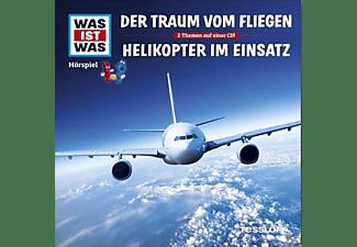 Was Ist Was - Der Traum vom Fliegen/ Helikopter im Einsatz  - (CD)