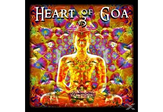 VARIOUS - Heart Of Goa 3  - (CD)