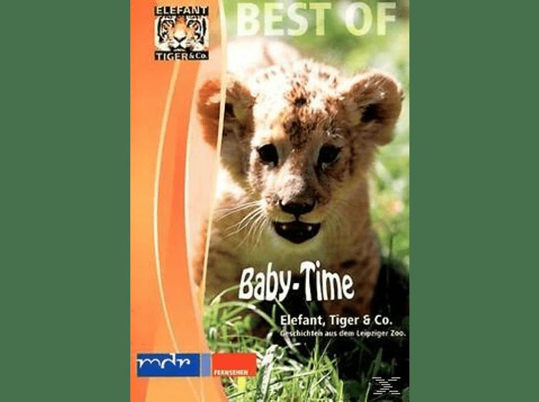 Elefant, Tiger & Co. 4. Baby- Time. DVD [DVD]