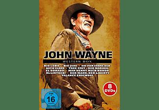 John Wayne Western Western Box DVD