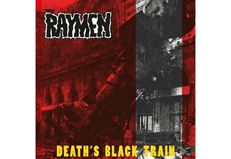 The Raymen - Death's Black Train Ep  - (LP + Download)