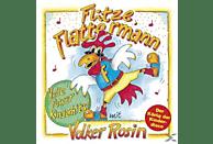 Volker Rosin - Flitze Flattermann - (CD)