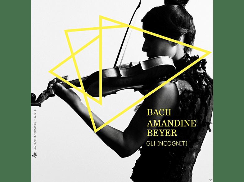 Beyer Amandine, Gli Incogniti - Bach [CD]