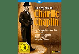 VERY BEST OF CHARLIE CHAPLIN [Blu-ray]