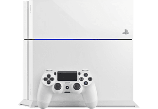 Consola - Sony - PS4 Blanca Básica, 500Gb