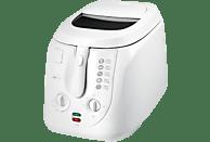 CLATRONIC FR 3548 Fritteuse  2000 Watt Weiß