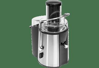 CLATRONIC AE 3532 Entsafter 1000 Watt, Schwarz/Inox