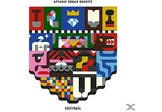 Apparat Organ Quartet - Polyfonia  - (Vinyl)