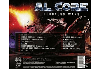 Al Core (micropoint) - Loudness Wars  - (CD)
