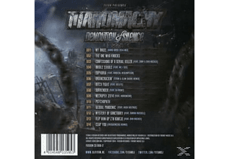 Titan - Demolition Of Silence  - (CD)