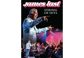 James Last - STRING OF HITS  - (DVD)