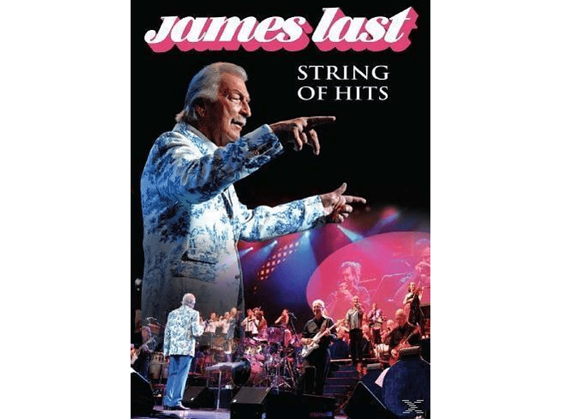 James Last - STRING OF HITS [DVD]