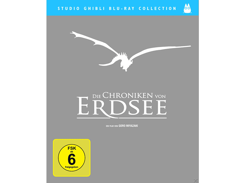 DIE CHRONIKEN VON ERDSEE [Blu-ray]