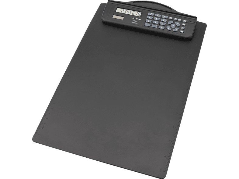 OLYMPIA 4675 LCD-24 CLIPBOARD Klemmbrett mit Rechner
